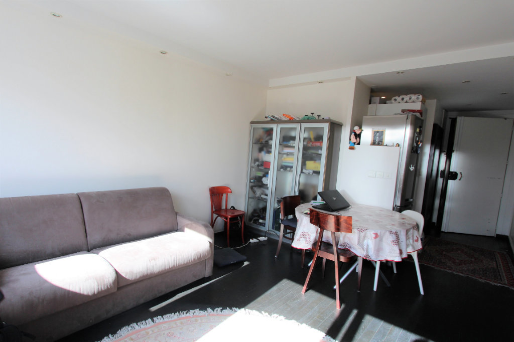 Studio 29 m² Paris 13e