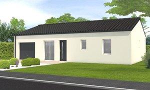 Maison neuve 4pièces 79m² Mouilleron-en-Pareds