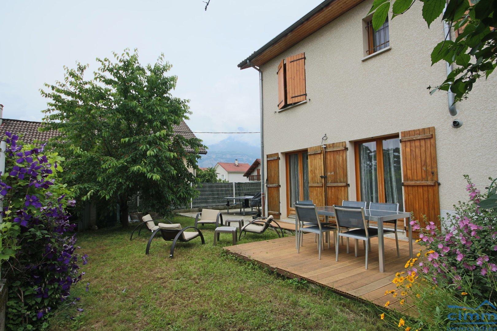 Maison 5pièces 102m² à Villard-Bonnot