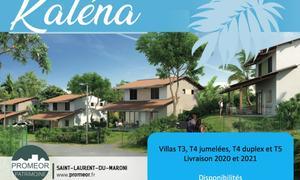 Maison 3pièces 69m² Saint-Laurent-du-Maroni