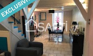Maison 6pièces 100m² Thierville-sur-Meuse