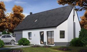 Maison neuve 5pièces 102m² Croixrault