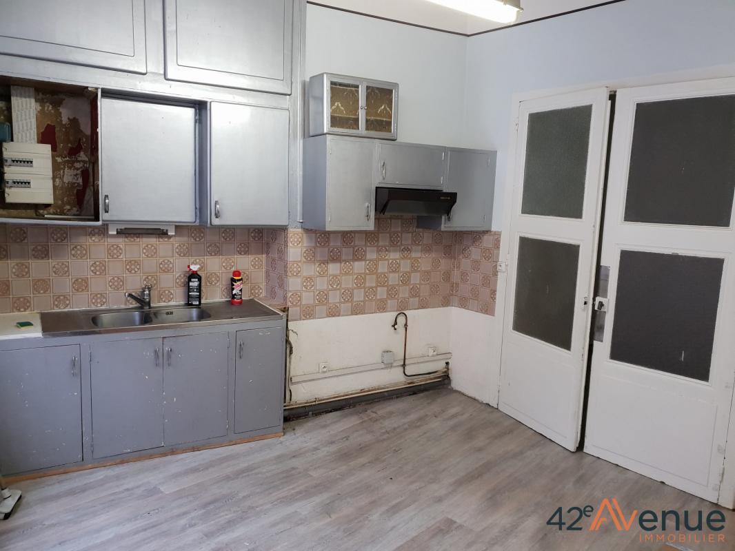 Appartement 4pièces 120m² Firminy