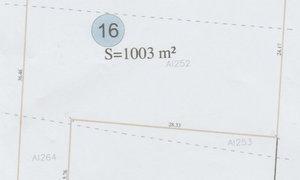 Terrain 1003m² Auxonne