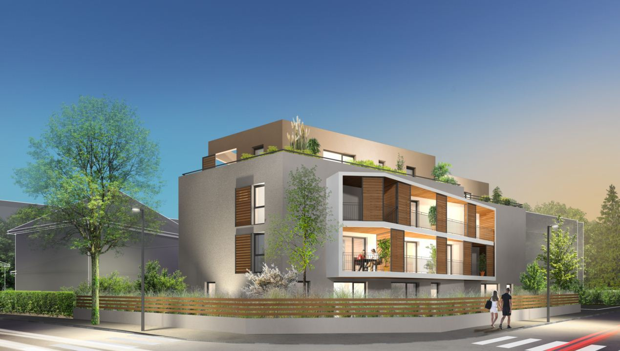 Programme immobilier le mont queuleu metz for Aide achat immobilier neuf
