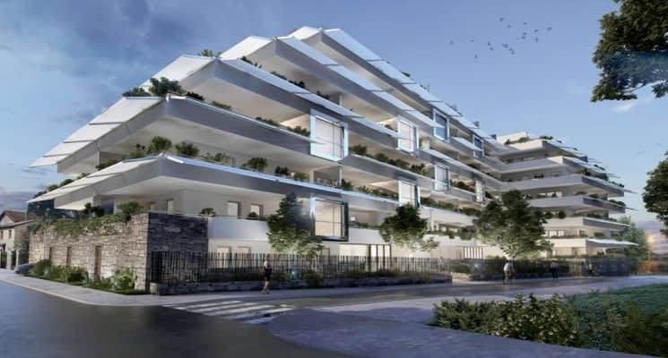 Programme immobilier montpellier quartier port marianne - Appartement port marianne montpellier ...