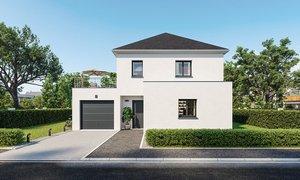 Maison neuve 7pièces 120m² Pommerieux