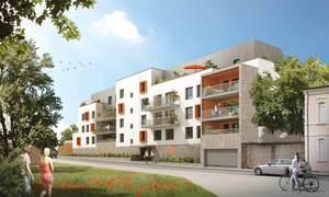 Eclat de Seine (2à3pièces, 40à71m²) Rouen