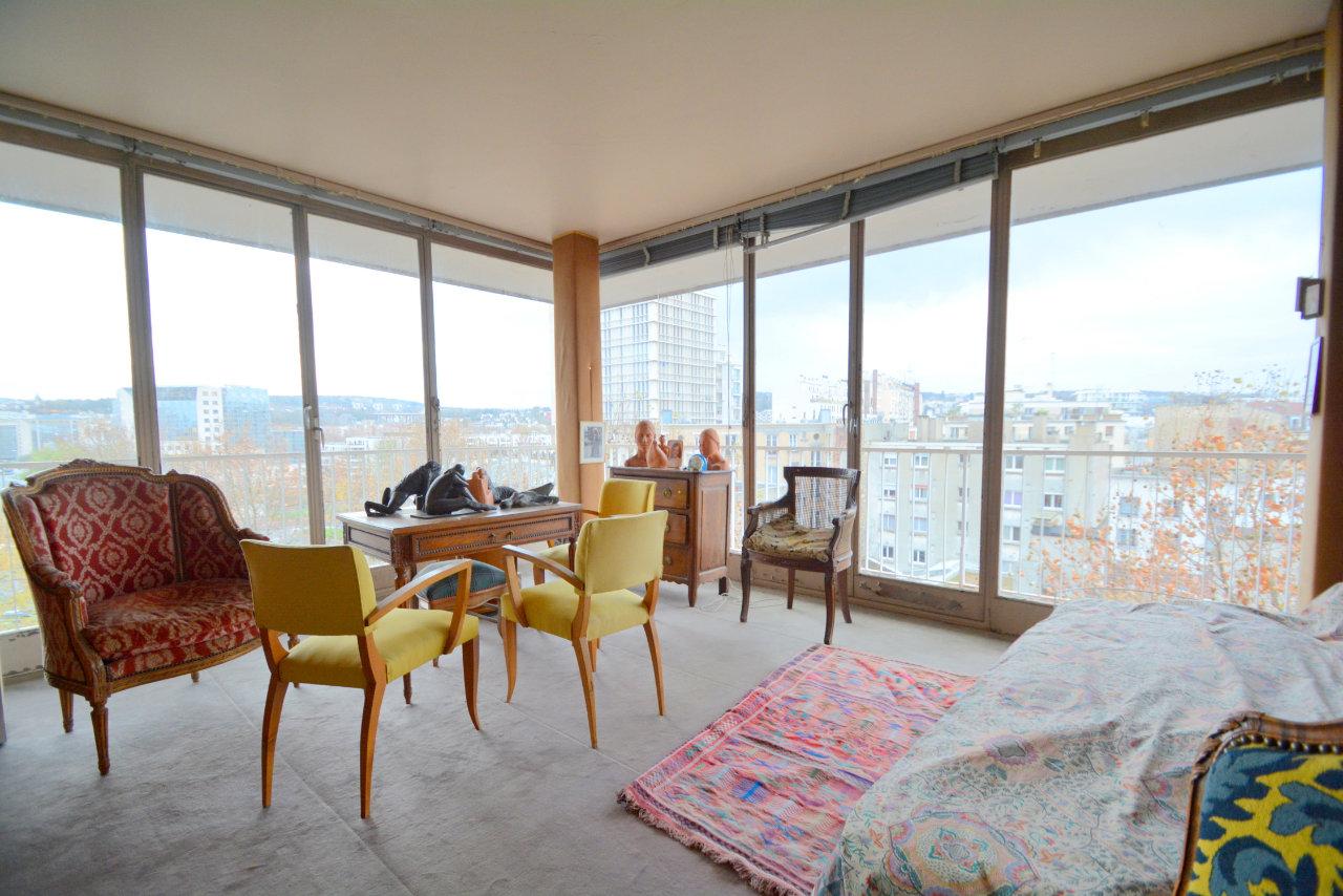 Appartement 5pièces 118m² Boulogne-Billancourt