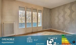 Appartement 2pièces 56m² Grenoble