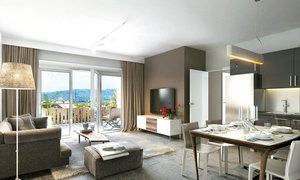 Appartement 4pièces 86m² Chambourcy