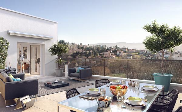 programme immobilier initiale clermont ferrand 3 biens neufs 82 500 165 000. Black Bedroom Furniture Sets. Home Design Ideas