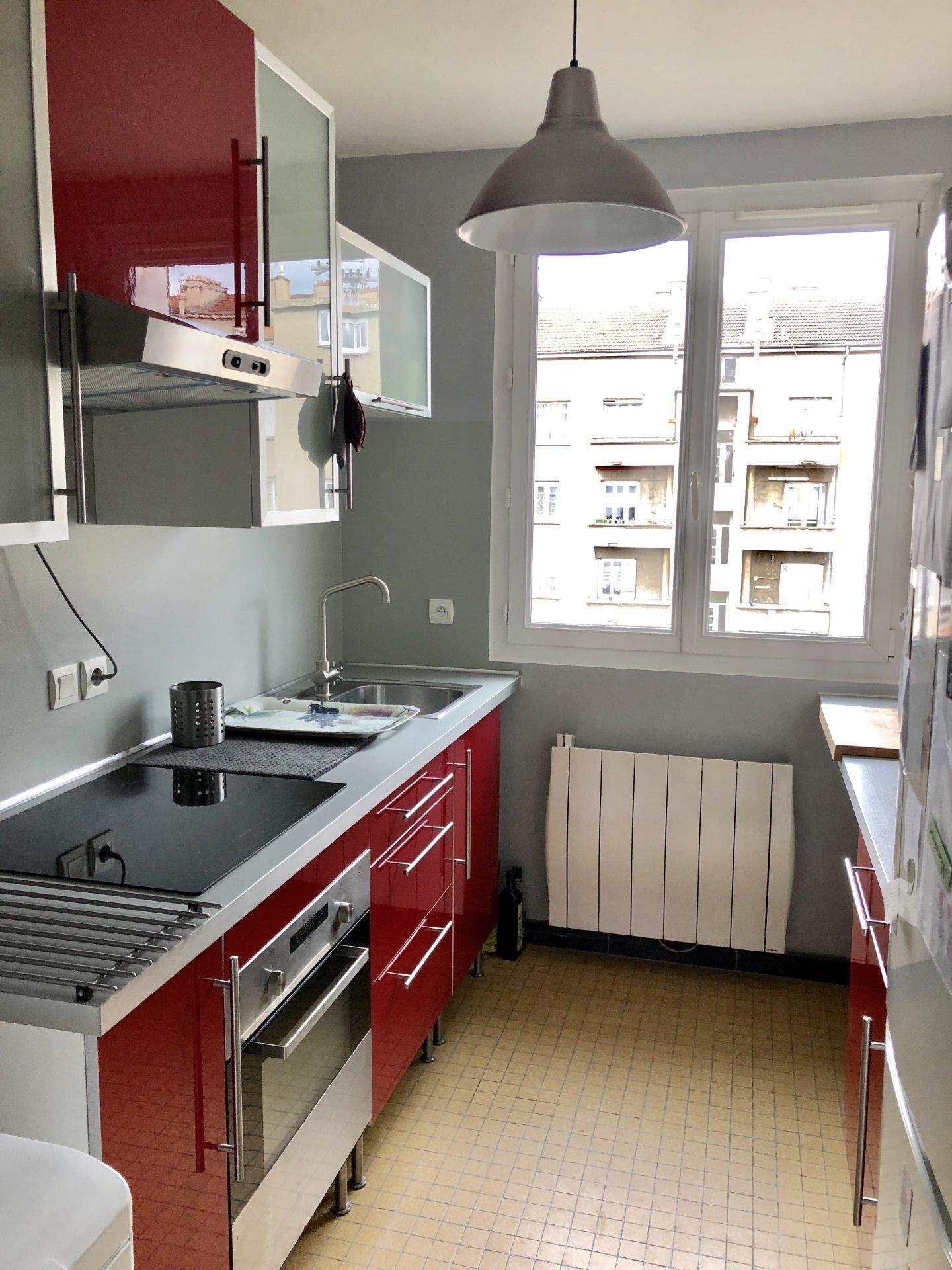 Appartement 4pièces 75m² Saint-Étienne