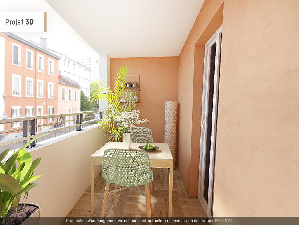 Acheter un appartement à villeurbanne perrallière