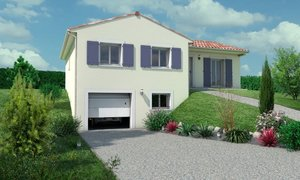 Maison neuve 4pièces 87m² Monclar-de-Quercy
