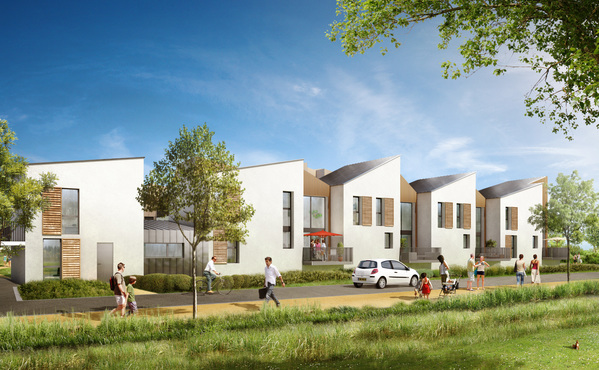 Programme immobilier coeur bayonnes herblay 6 biens for Aide achat immobilier neuf