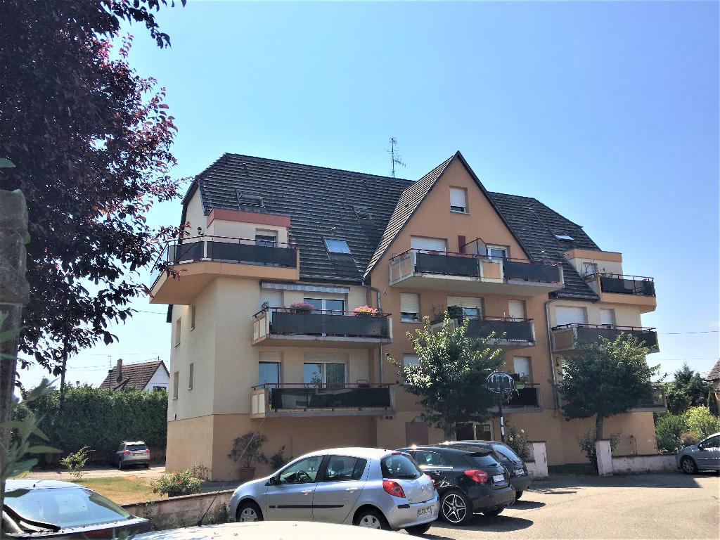 Appartement 4pièces 102m² Kogenheim