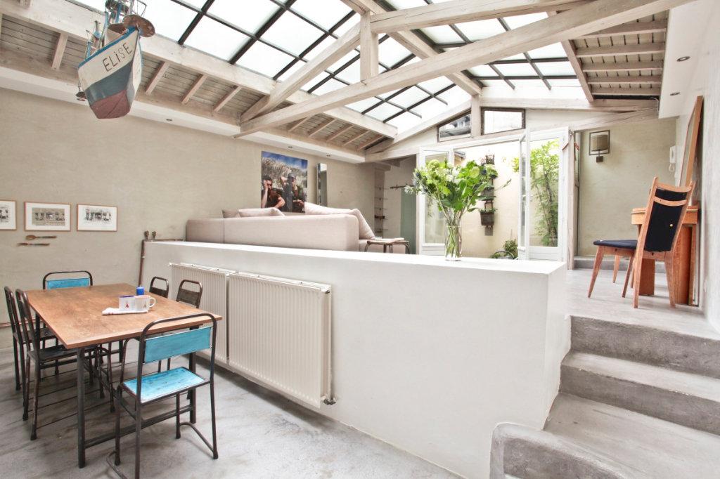 Appartement 5pièces 131m² à Paris 18e
