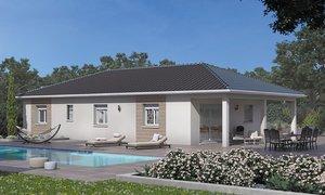 Maison neuve 4pièces 90m² Saint-Vital