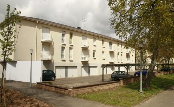 Location Appartement 1 Pièce 37 M² Nantes 474