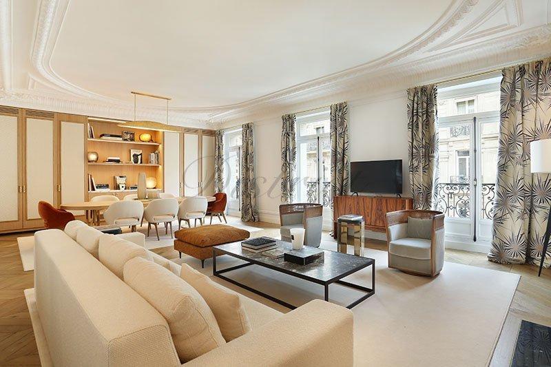 Appartement 5pièces 196m² à Paris 8e