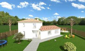 Maison neuve 6pièces 141m² Bourg-Saint-Bernard