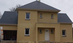 Maison neuve 5pièces 130m² Saint-Aubin-Routot