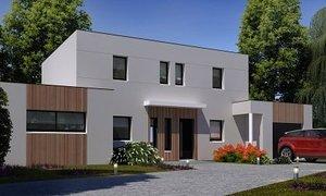 Maison neuve 5pièces 149m² Houilles