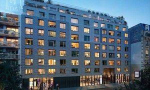 Appartement neuf 2pièces 46m² Paris 19e