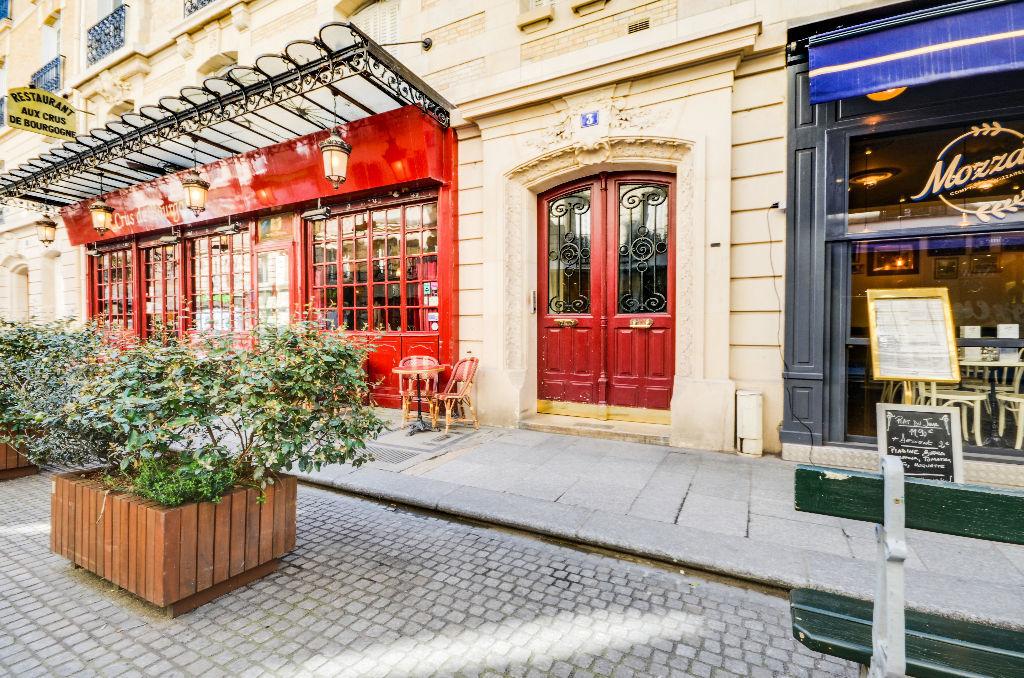 Appartement 3pièces 62m² à Paris 2e