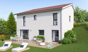 Maison neuve 4pièces 102m² Bourgoin-Jallieu