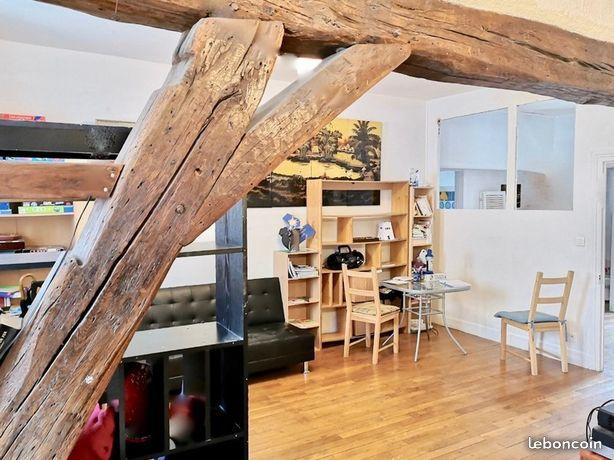 Appartement 4pièces 89m² Orléans