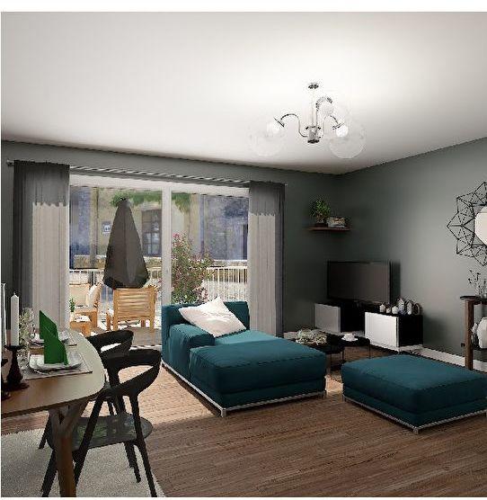 Appartement 2pièces 56m² Ajaccio