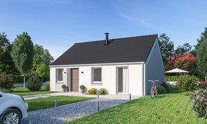 Maison neuve 4pièces 75m² Mazingarbe