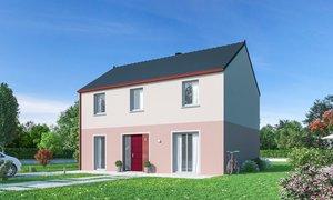 Maison neuve 5pièces 131m² Nanteuil-le-Haudouin
