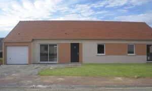 Maison neuve 6pièces 90m² Nazelles-Négron