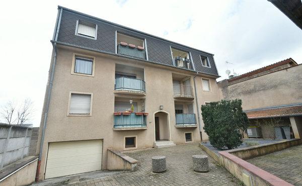 acheter appartement yutz