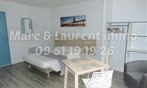 Appartement 1pièce 25m² Le Tréport