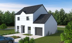 Maison neuve 6pièces 103m² Agny