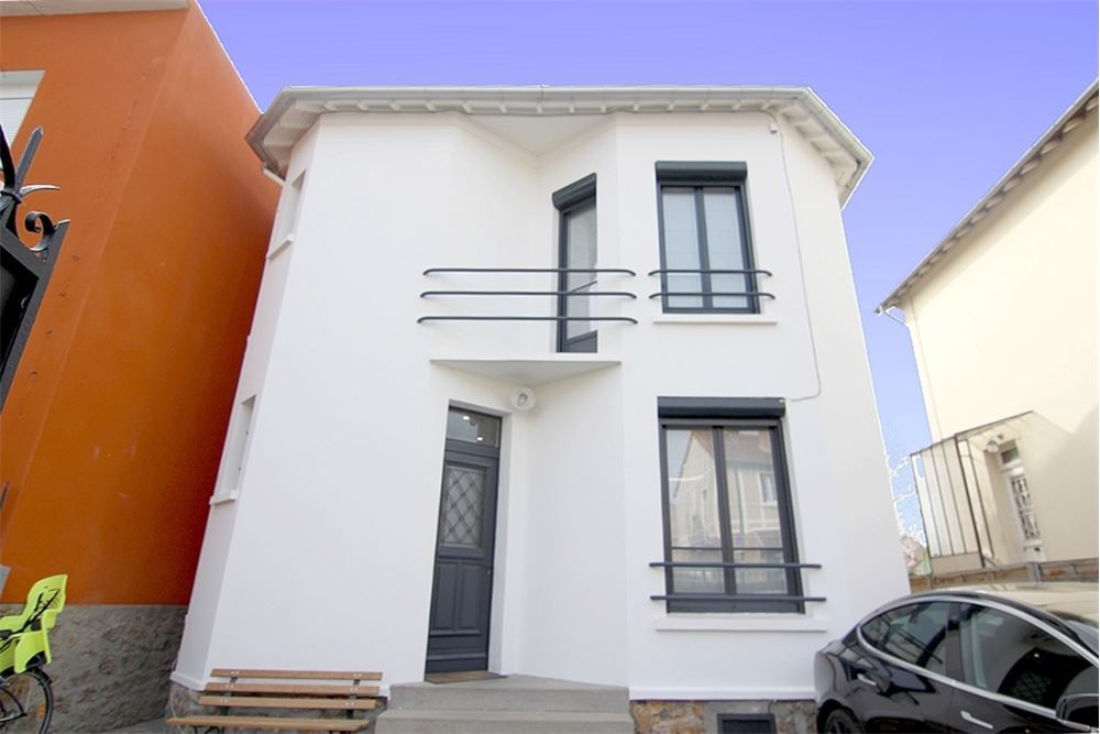 Maison a vendre colombes - 5 pièce(s) - 100 m2 - Surfyn