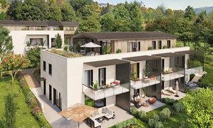 LE DOMAINE DE CORBONNE (3à4pièces, 62à99m²) Montbonnot-Saint-Martin