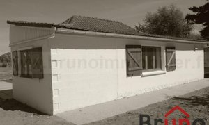 Maison 3pièces 60m² Saint-Quentin-en-Tourmont
