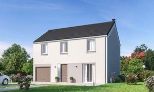 Maison neuve 5pièces 116m² Argenteuil