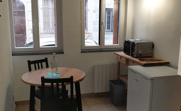 Location Studio Meuble Dijon Centre Ville 21000 Studio Meuble A Louer Bien Ici