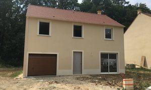 Maison neuve 4pièces 99m² Berville-sur-Mer