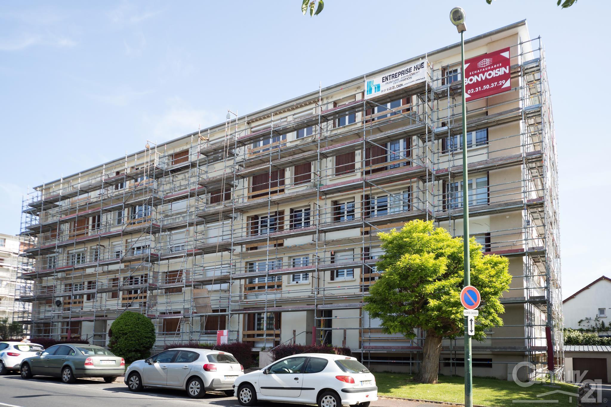 achat appartement 3 pièces 67 m², caen - 129 000 €