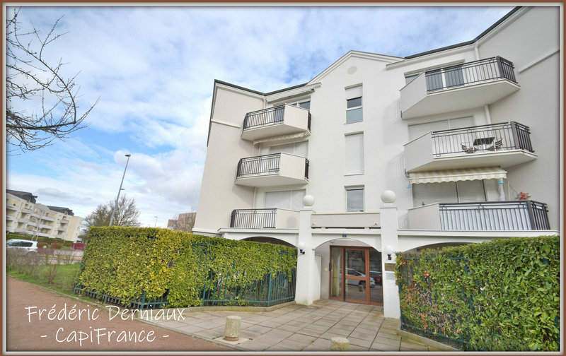 Dpt Côte d'Or (21), à vendre DIJON appartement T3 de 63,78 m²