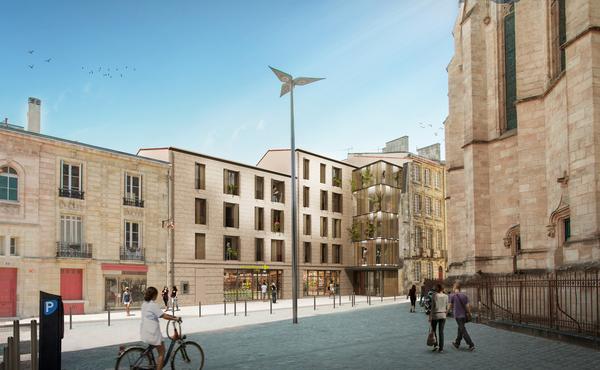 Programme immobilier heritage saint michel bordeaux 15 for Appartement bordeaux st michel