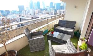 Appartement 4pièces 80m² Courbevoie