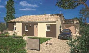 Maison neuve 3pièces 60m² Le Fenouiller
